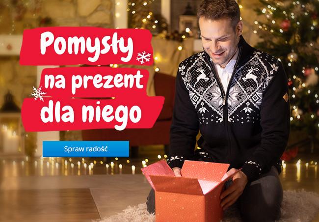 Pomysły na prezent dla niego