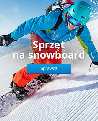 Sprzęt na snowboard