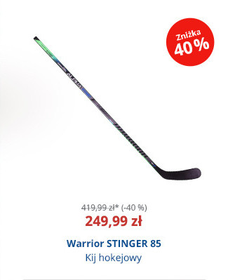 Warrior STINGER 85