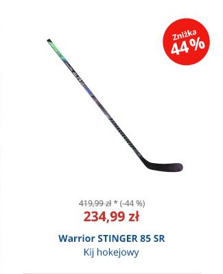 Warrior STINGER 85 SR