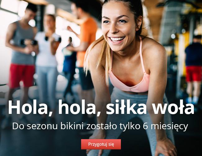 Sprzęt na fitness i jogę