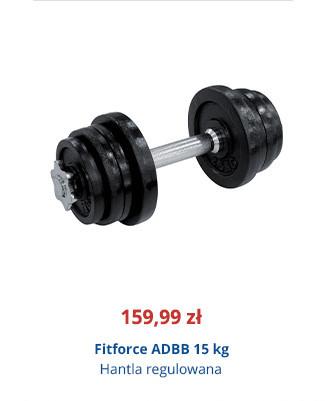 Fitforce ADBB 15 kg