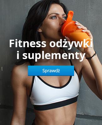 Fitness odżywki i suplementy