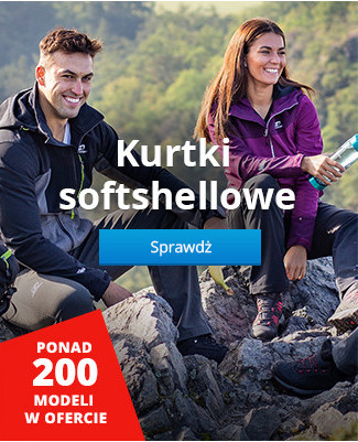 Kurtki softshellowe