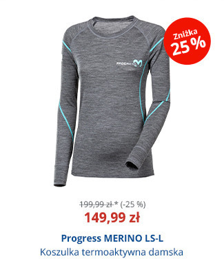 Progress MERINO LS-L