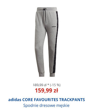 adidas CORE FAVOURITES TRACKPANTS