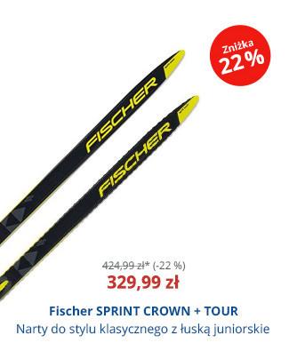 Fischer SPRINT CROWN + TOUR