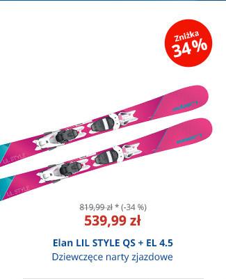 Elan LIL STYLE QS + EL 4.5