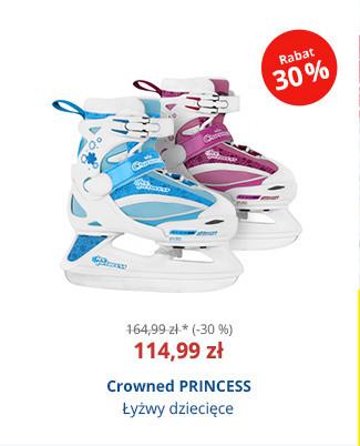 Crowned PRINCESS