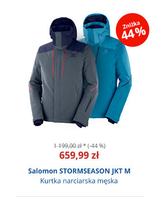 Salomon STORMSEASON JKT M