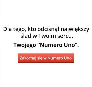 Zakochaj się w Numero Uno