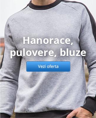 Hanorace, pulovere, bluze