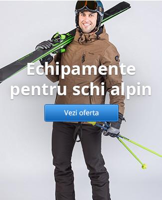 Echipamente pentru schi alpin