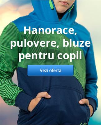 Hanorace, pulovere, bluze pentru copii