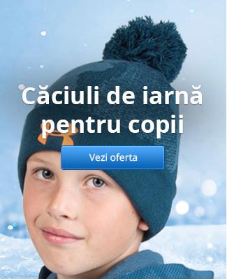 Căciuli de iarnă pentru copii