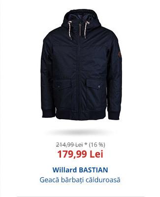 Willard BASTIAN