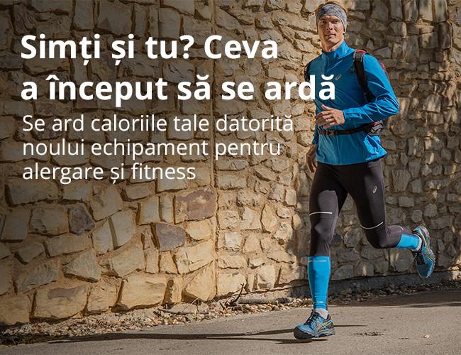 Alergare și fitness
