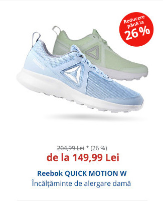 Reebok QUICK MOTION W