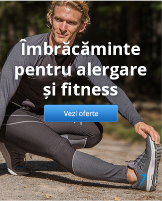 Îmbrăcăminte pentru alergare și fitness