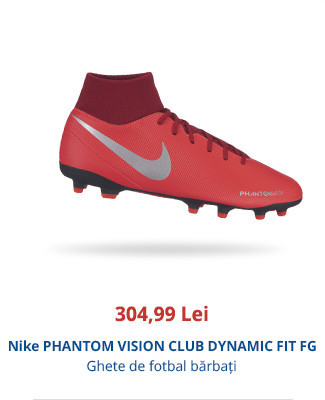 Nike PHANTOM VISION CLUB DYNAMIC FIT FG
