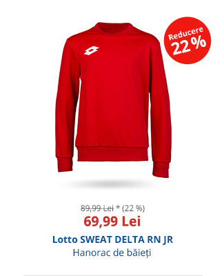 Lotto SWEAT DELTA RN JR