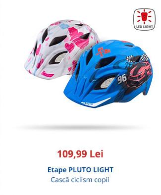 Etape PLUTO LIGHT