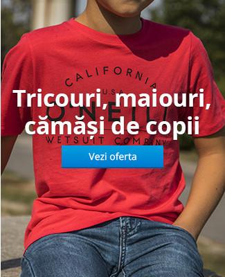 Tricouri, maiouri, cămăși de copii