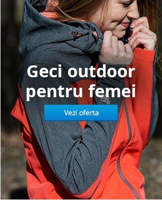 Geci outdoor pentru femei