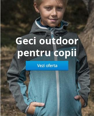 Geci outdoor pentru copii