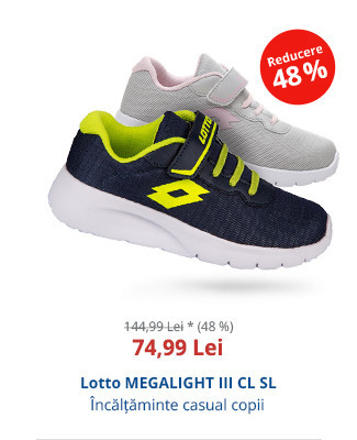 Lotto MEGALIGHT III CL SL