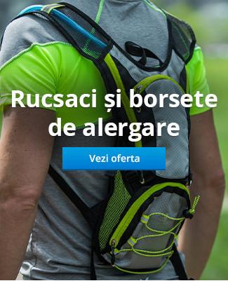 Rucsaci și borsete de alergare