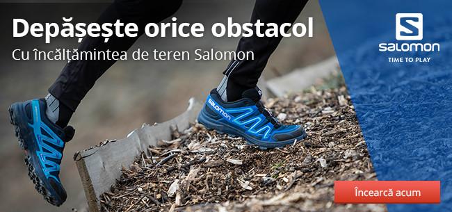 Încălțăminte trail de alergare Salomon