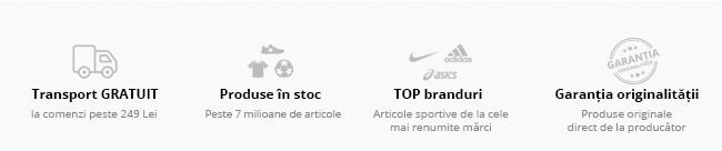 De ce să cumpărați la Sportisimo.ro?