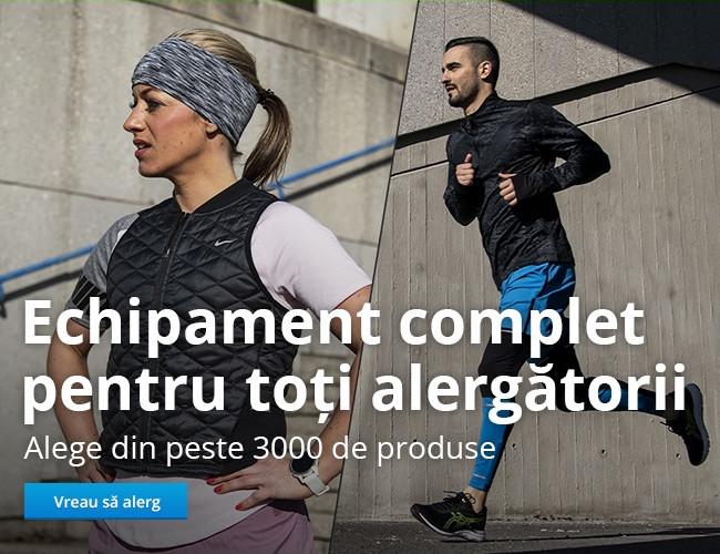 Echipament complet pentru toți alergătorii