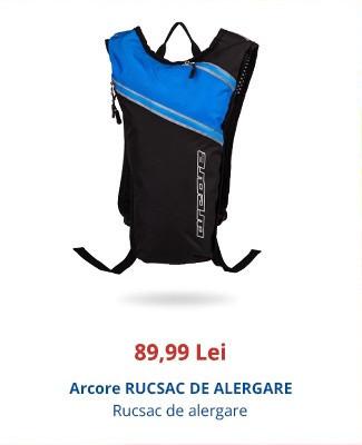 Arcore RUCSAC DE ALERGARE