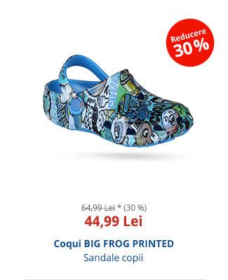 Coqui BIG FROG PRINTED