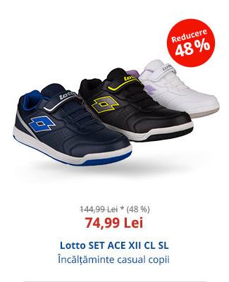 Lotto SET ACE XII CL SL
