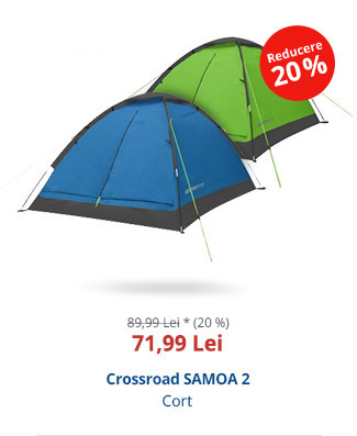 Crossroad SAMOA 2