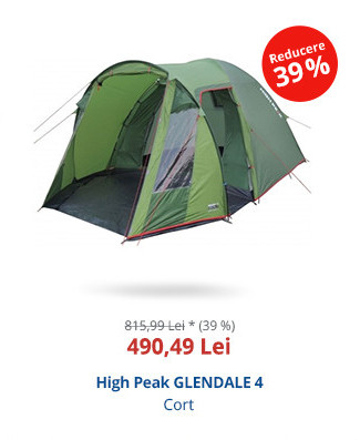 High Peak GLENDALE 4