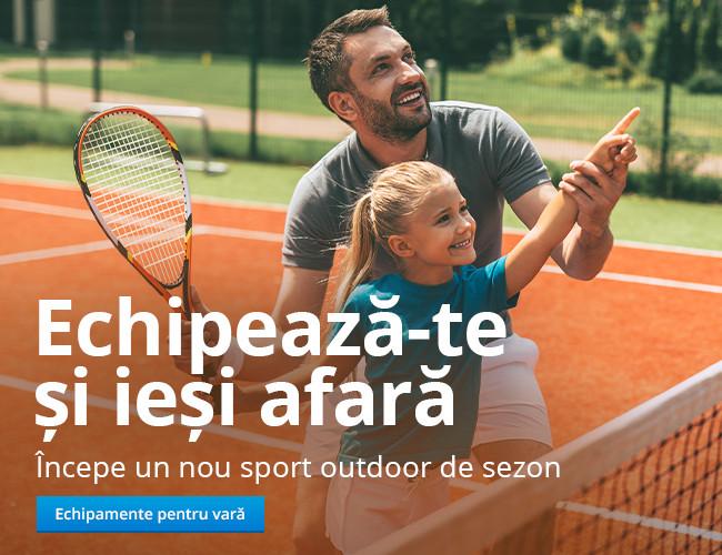 Începe un nou sport outdoor de sezon