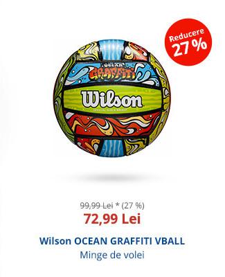 Wilson OCEAN GRAFFITI VBALL