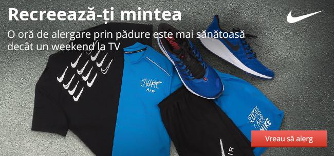 Echipament pentru alergare Nike