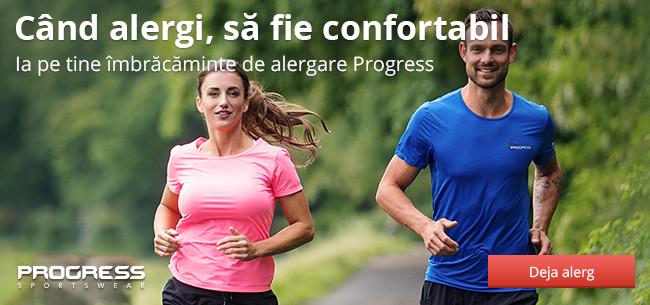 Îmbrăcăminte de alergare Progress