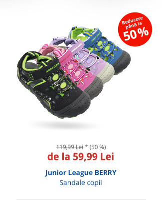 Junior League BERRY