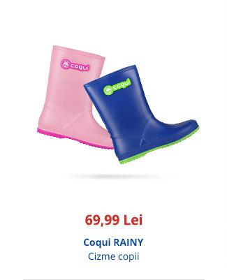 Coqui RAINY