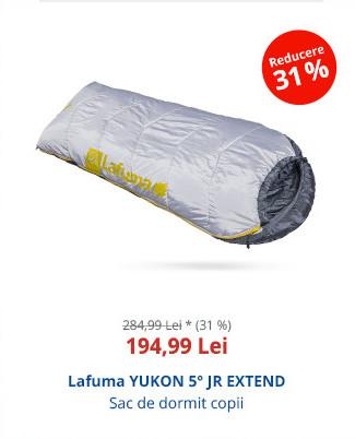 Lafuma YUKON 5° JR EXTEND