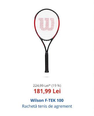 Wilson F-TEK 100