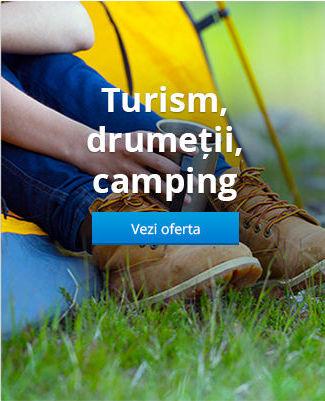 Turism, drumeții, camping