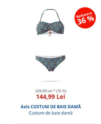 Axis COSTUM DE BAIE DAMĂ