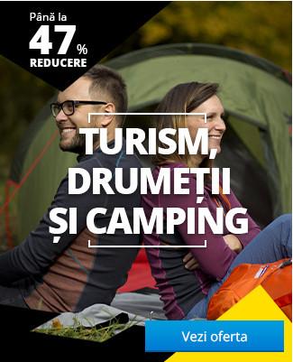 Turism, drumeții și camping